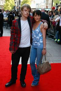 Alfie Allen and Jaime Winstone at the UK premiere of