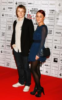 Alfie Allen and Jamie Winstone at the British Independent Film Awards 2008.