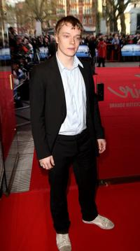 Alfie Allen at the UK premiere of