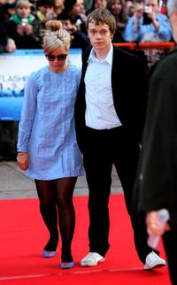 Lily Allen and Alfie Allen at the UK premiere of