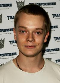 Alfie Allen at the VIP screening of