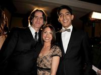 Director Jay Roach, Susanna Hoffs and Dev Patel at the 61st Annual Directors Guild of America Awards.