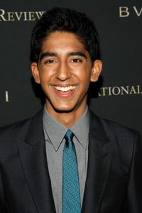 Dev Patel at the 2008 National Board of Review Awards gala.