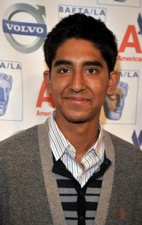 Dev Patel at the 5th Annual British Academy of Film and Television Arts/LA Awards.