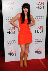 Lauren McKnight at the AFI FEST 2009 Opening Night Gala Screening of