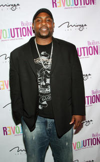 Christopher Holley at the DVD Launch party of