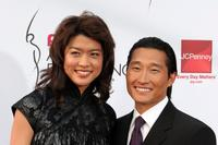 Grace Park and Daniel Kim at the 2007 AZN Asian Excellence Awards.