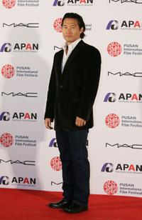Daniel Kim at the 12th Pusan International Film Festival .
