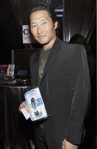 Daniel Kim at the distinctive assets gift lounge during the Spike TV's Video Game Awards.