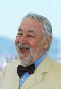 Philippe Noiret at the photocall of