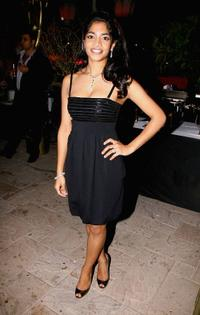 Amara Karan at the 4th Dubai International Film Festival.