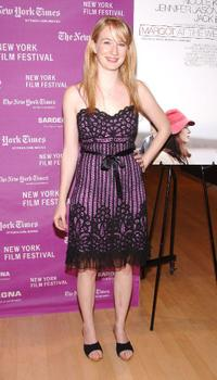 Halley Feiffer at the premiere of