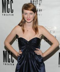Halley Feiffer at the opening night party of