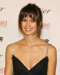 Katherine Waterston at the Directors Guild of America.