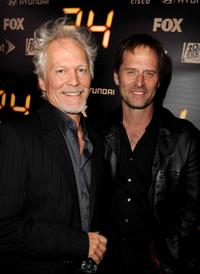 James Morrison and Jeffrey Nordling at the Fox's