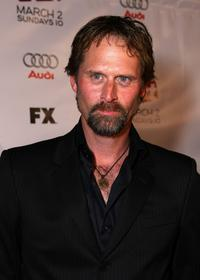Jeffrey Nordling at the 2nd season premiere screening of