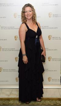 Katie Lyons at the British Academy Television Craft Awards.