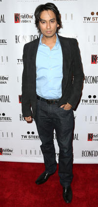 Vik Sahay at the Los Angeles Confidential Magazine's Annual Pre-Emmy Kick-Off Celebration.