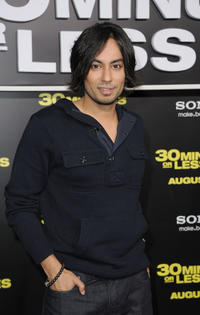 Vik Sahay at the California premiere of