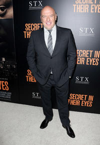 Dean Norris at the California premiere of