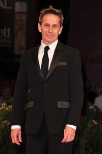 Alfredo Castro at the premiere of