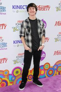 Dylan Minnette at the Variety's 4th Annual Power of Youth Event.