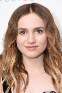 Maude Apatow at the new York special screening of