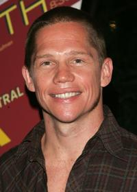 Jack Noseworthy at the afterparty of the premiere of
