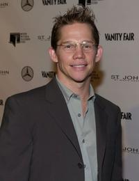 Jack Noseworthy at the fundraiser for the Motion Picture and Television Fund.