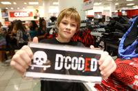 Austin Williams at the D CODED Launch Event.