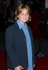 Austin Williams at the N.Y. premiere of