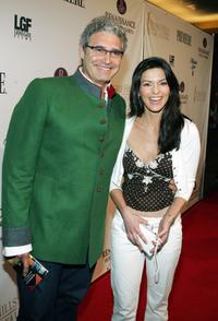Michael Nouri and Alana De La Garza at the 5th Annual International Beverly Hills Film Festival.