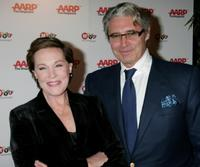 Michael Nouri and Julie Andrews at the AARP the Magazine's seventh annual Movies for Grownups Awards.