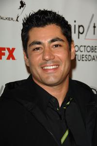 Danny Nucci at the Season 5 premiere of