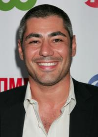 Danny Nucci at the CW/CBS/Showtime/CBS Television TCA party.