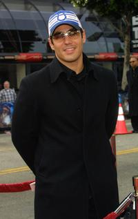 Danny Nucci at the premiere of