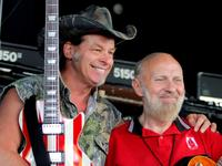 Ted Nugent and Guest at the DTE Energy Music Theater.