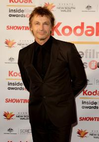 Peter O'Brien at the 2009 Kodak Inside Film Awards.