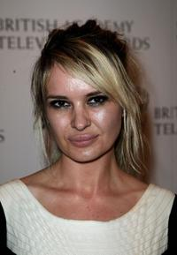 Kierston Wareing at the British Academy Television And Craft Awards Nominees Reception.