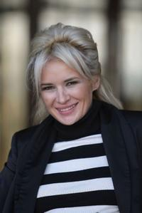 Kierston Wareing at the 18th Dinard British Film Festival.