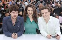 Harry Treadaway, Kierston Wareing and Michael Fassbender at the photocall of