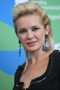 Kierston Wareing at the photocall of