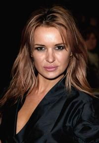 Kierston Wareing at the VIP screening of