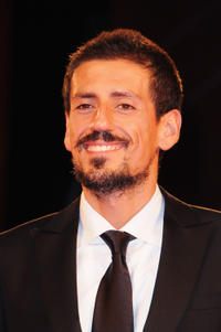 Gaetano Bruno at the premiere of