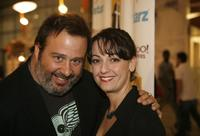 Chris Coppola and Julie Coppola at the screening of