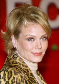 Gail O'Grady at the NBC 2005 Television Critics Winter Press Tour Party.