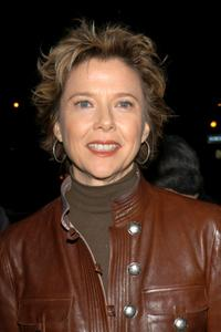 Annette Bening at the Santa Barbara Film Festival.
