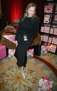 Catherine O'Hara at the Distinctive Assets gift lounge at the HBO Comedy Festival.