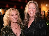 Catherine O'Hara and Karen Murphy at the Los Angeles premiere of
