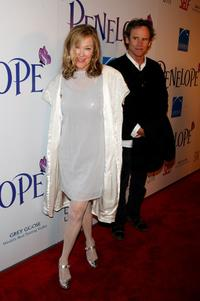 Catherine O'Hara and her husband Bo Welch at the premiere of